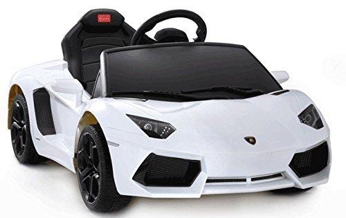 Kids lamborghini aventador ride on car got cash buy for Rollplay kids ride on 6v mercedes benz gl450 suv white