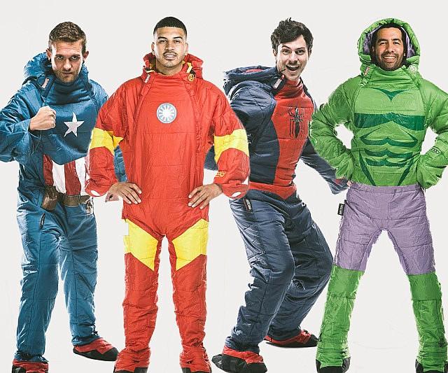 wearable-superhero-sleeping-bag
