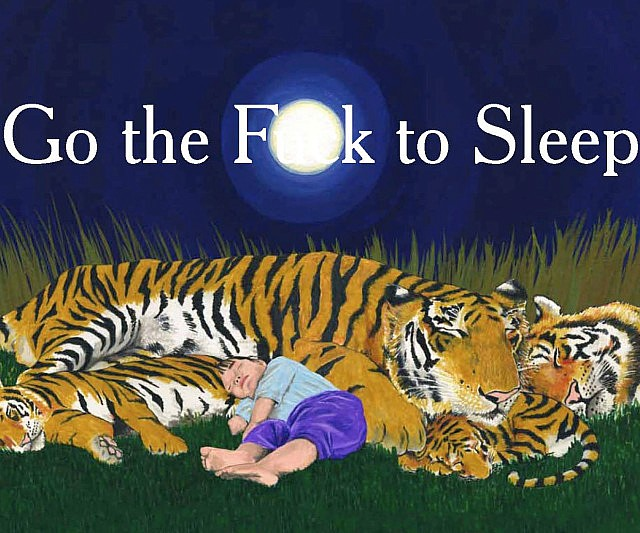 go_the_fuck_to_slee_kids_book_for_sale