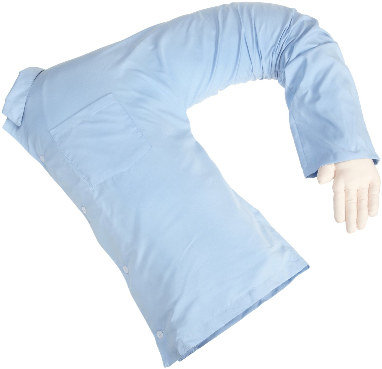 man shaped pillow