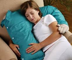the snuggie pillow
