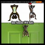 Door Knocker With Balls Review