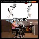 Best Desk Exercise Bike