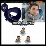 Best Inflatable Travel Pillow