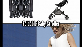 This FOLDABLE BABY STROLLER Is Perfect For The Busy Mom