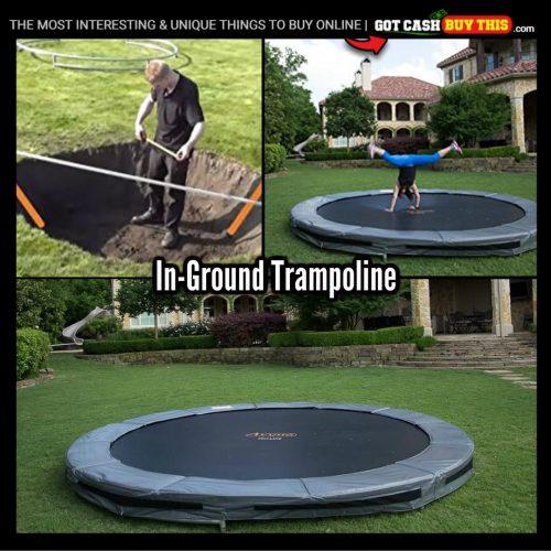 Ground Trampoline, In Ground Trampoline Cost