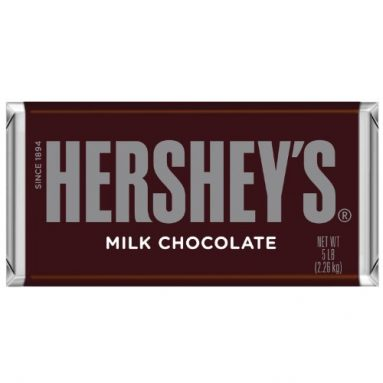 World's Biggest Hershey's Bar