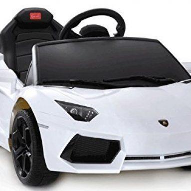 Kids Lamborghini Aventador Ride On Car