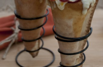 Pizza Cone Maker