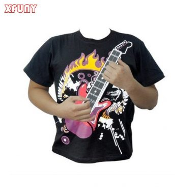Playable Guitar T-Shirt