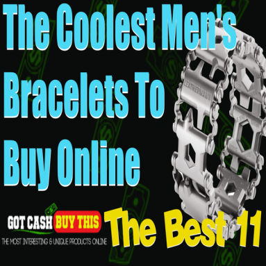 11 Best Men's Bracelets To Buy Online: The Coolest Men's Bracelets!