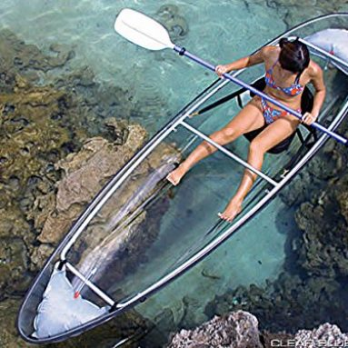 See Through Kayak