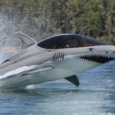 Shark Power Boat (Seabreacher)