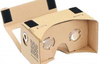 Cheap Virtual Reality Experience