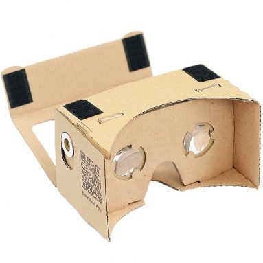 Cheap Virtual Reality Experience