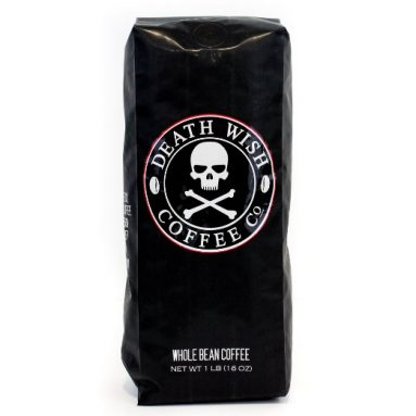 Death Wish-The World's Strongest Coffee